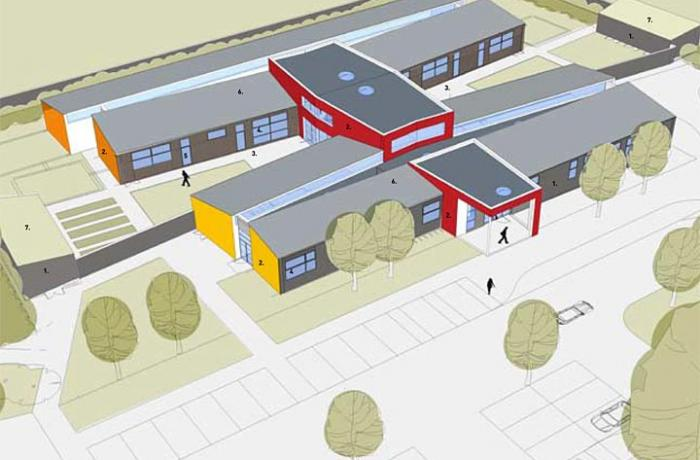 Blueprint school omk design malvernweather Choice Image